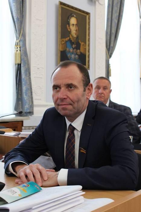 Крыленко заявил о сложении полномочий депутата Николаевского горсовета