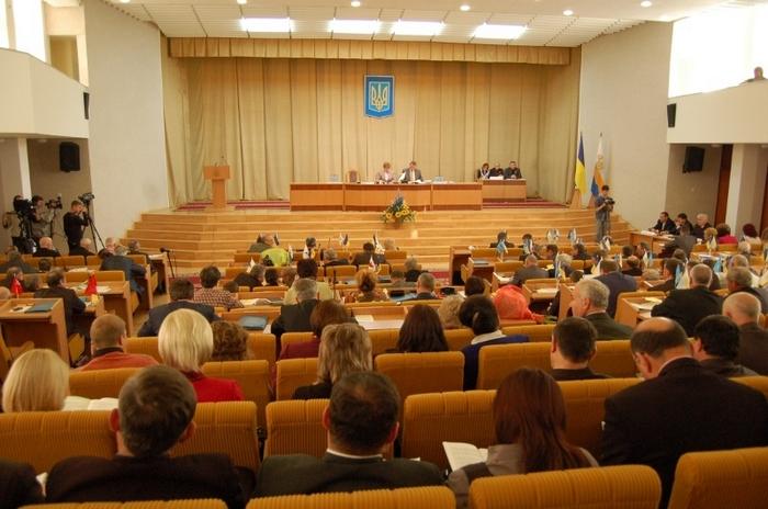 Прямая трансляция Николаевского городского совета