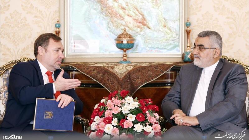 Акцент на повышении уровня торговых отношений Ирана и Украины