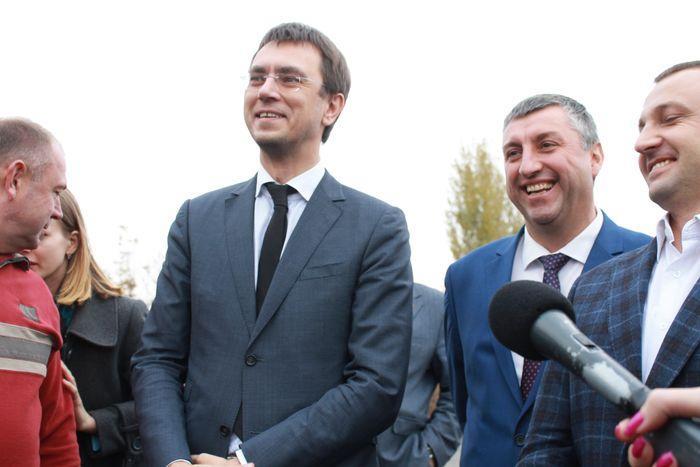 Сенкевич обратился с вопросом аварийного Варваровского моста к министру через соцсеть