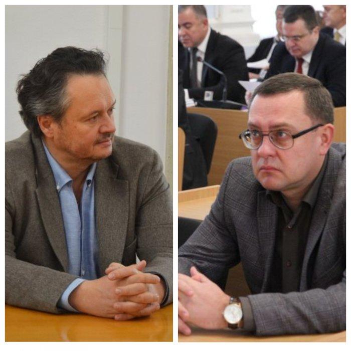 Садыков и Андриенко официально стали вице-мэрами