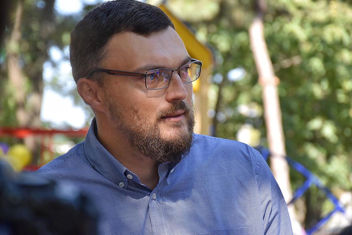 Дятлов о затягивании с принятием спорткомплекса в парке Победы в собственность Николаева