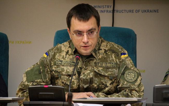 Украина усиливает охрану объектов инфраструктуры из-за военного положения