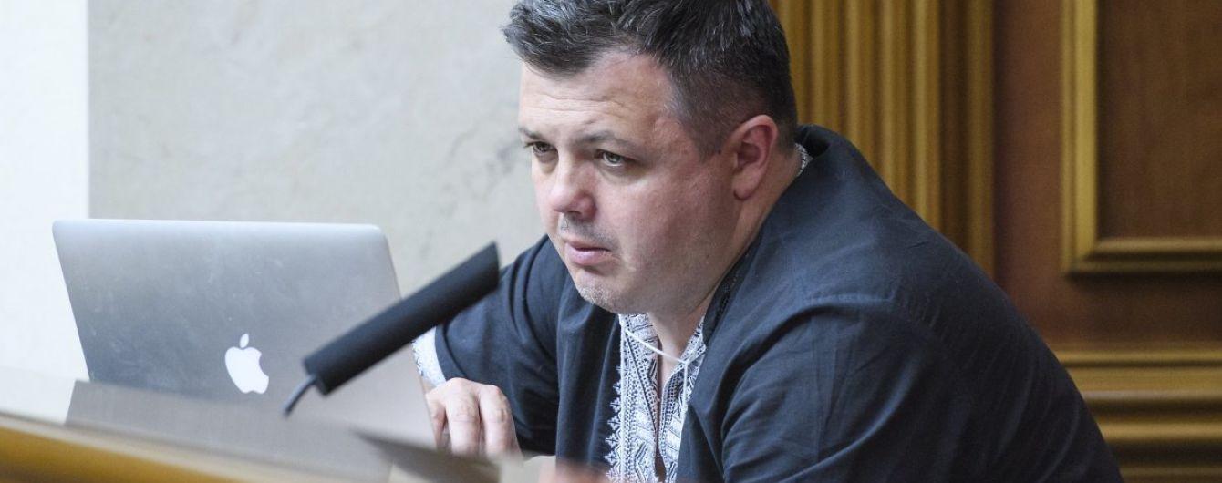 Ківа та Бірюков заявили про затримання нардепа Семенченка у Грузії