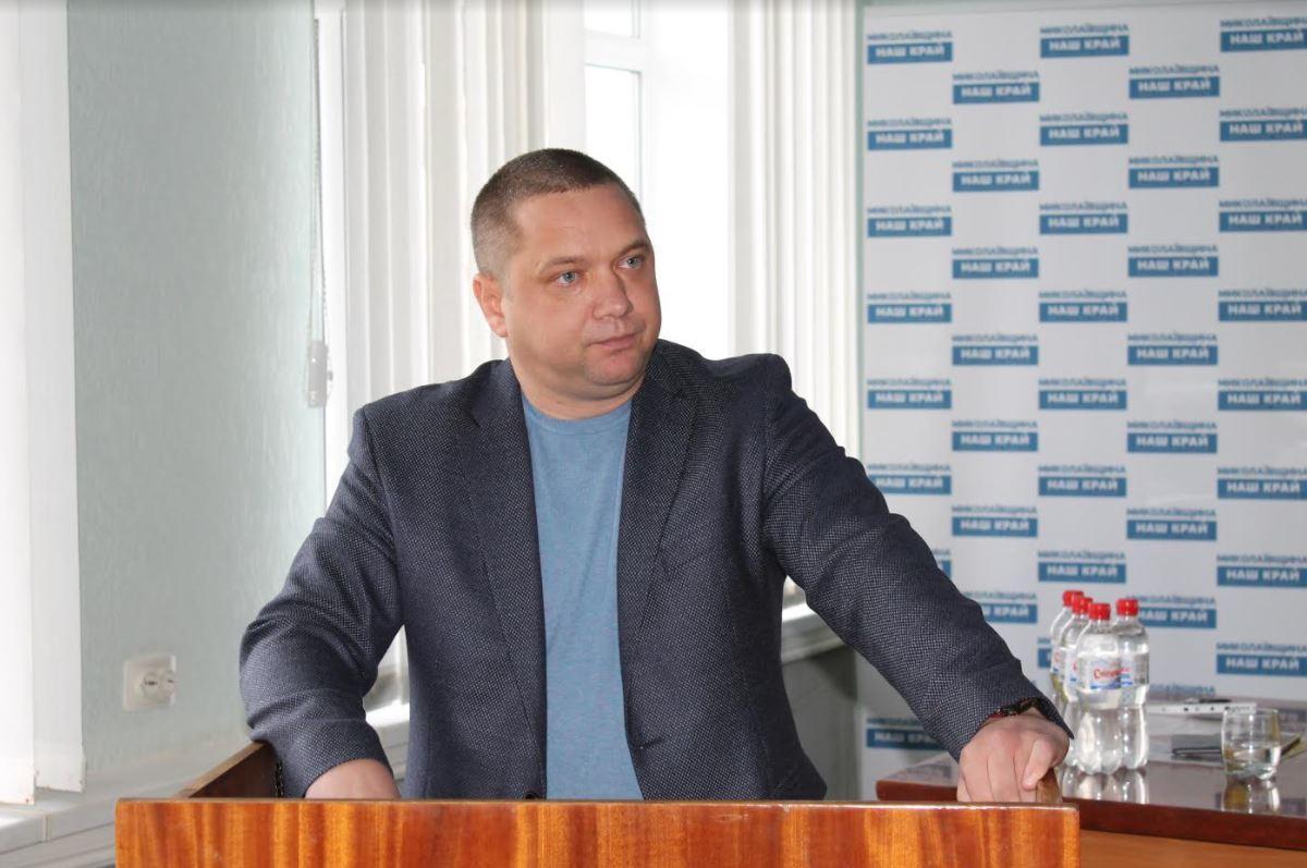Депутаты «Нашего края» от Снигиревщины отчитались за год работы, фото