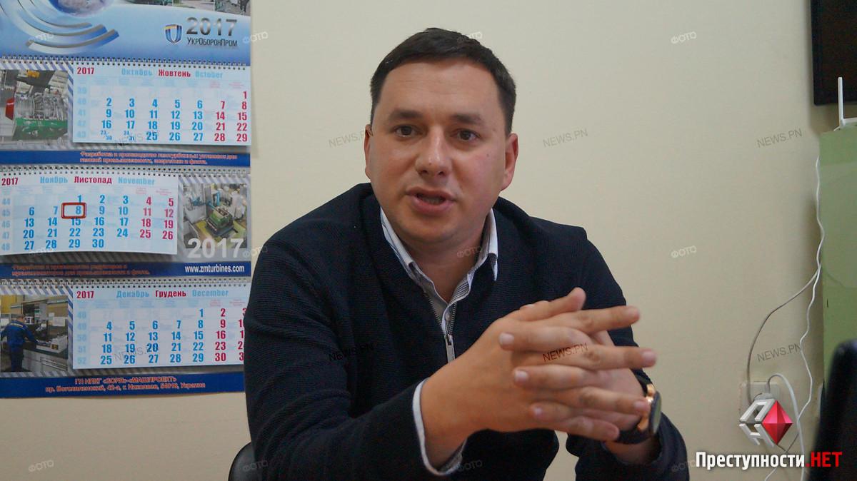 Исполняющим обязанности начальника Службы автодорог Николаевщины назначили Максименко из ОГА