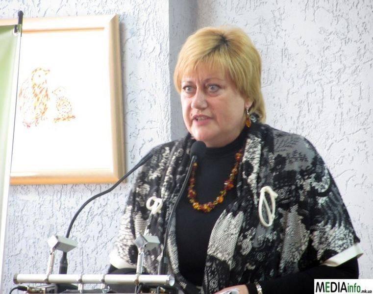 На должность главы исполнительной дирекции Фонда социального страхования Украины в Николаевской области была назначена Маргарита  Сапожникова