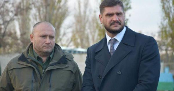 Не оправдывайся, делай то, что должен, — Ярош поддержал главу Николаевской ОГА Савченко после митинга за его отставку