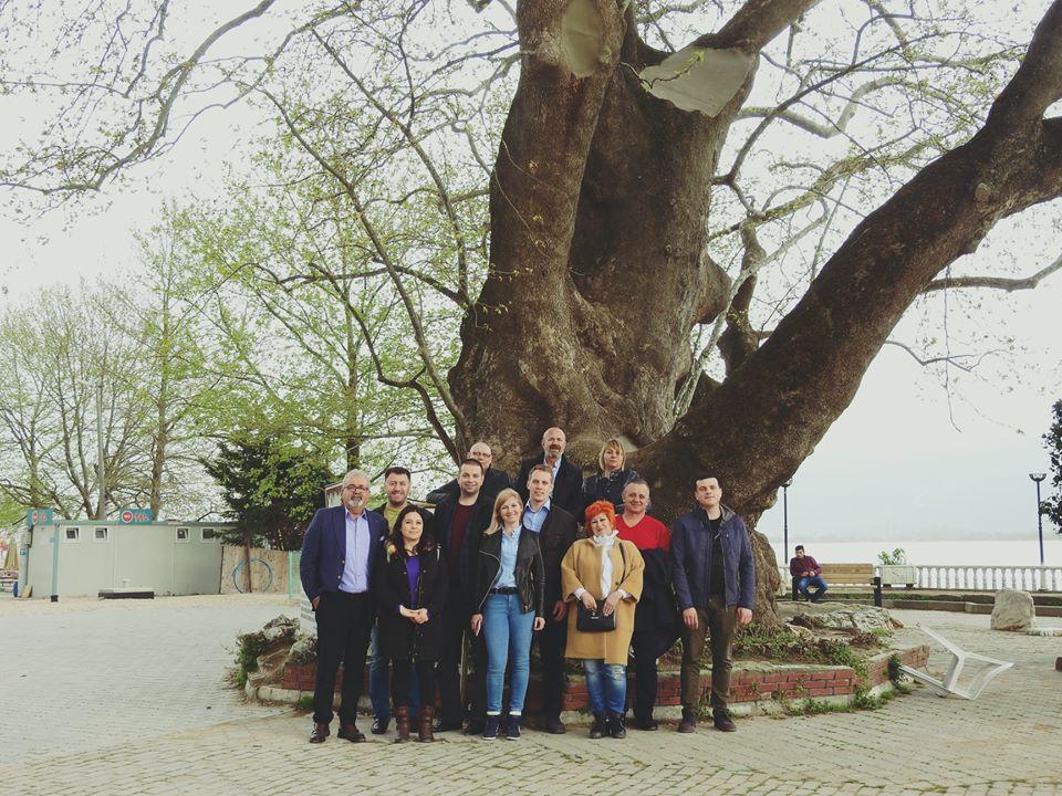 Депутаты Николаевского горсовета отправились в Турцию – перенимать опыт по созданию парков (ФОТО)