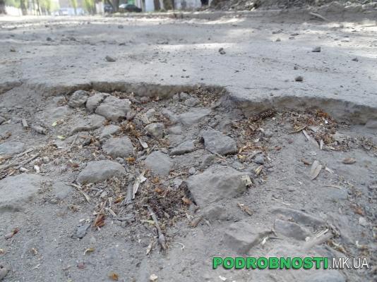 Предприниматели требуют от мэра Николаева Сенкевича ремонта дороги (ФОТО)