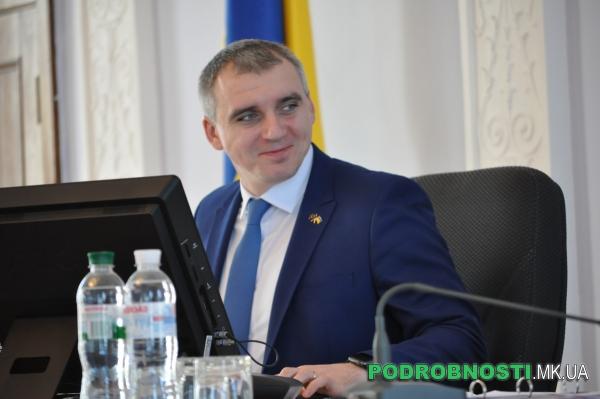 Мэр Николаева Сенкевич вдвое увеличил количество заместителей директора Департамента ЖКХ