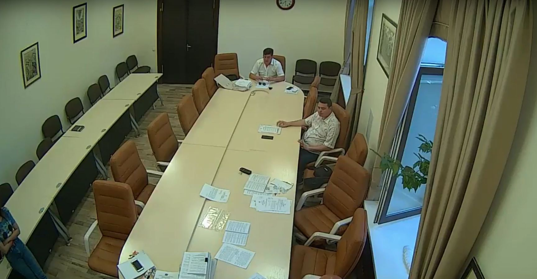 Депутат Репин поставил Солтыса в неудобное положение (ВИДЕО)