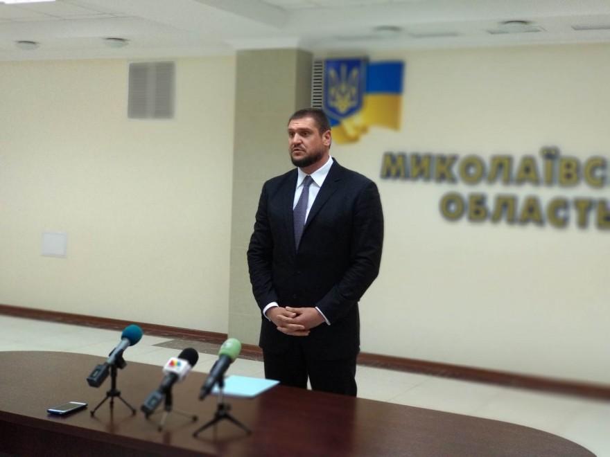 Губернатор Савченко поделился планами по ремонту дорог