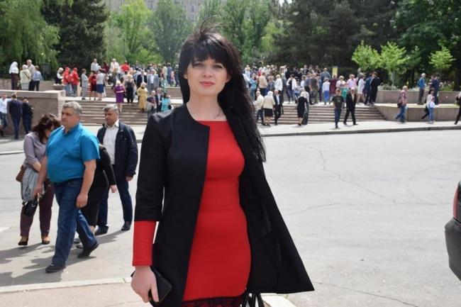 Николаевскую областную типографию возглавила пресс-секретарь партии «Наш край»