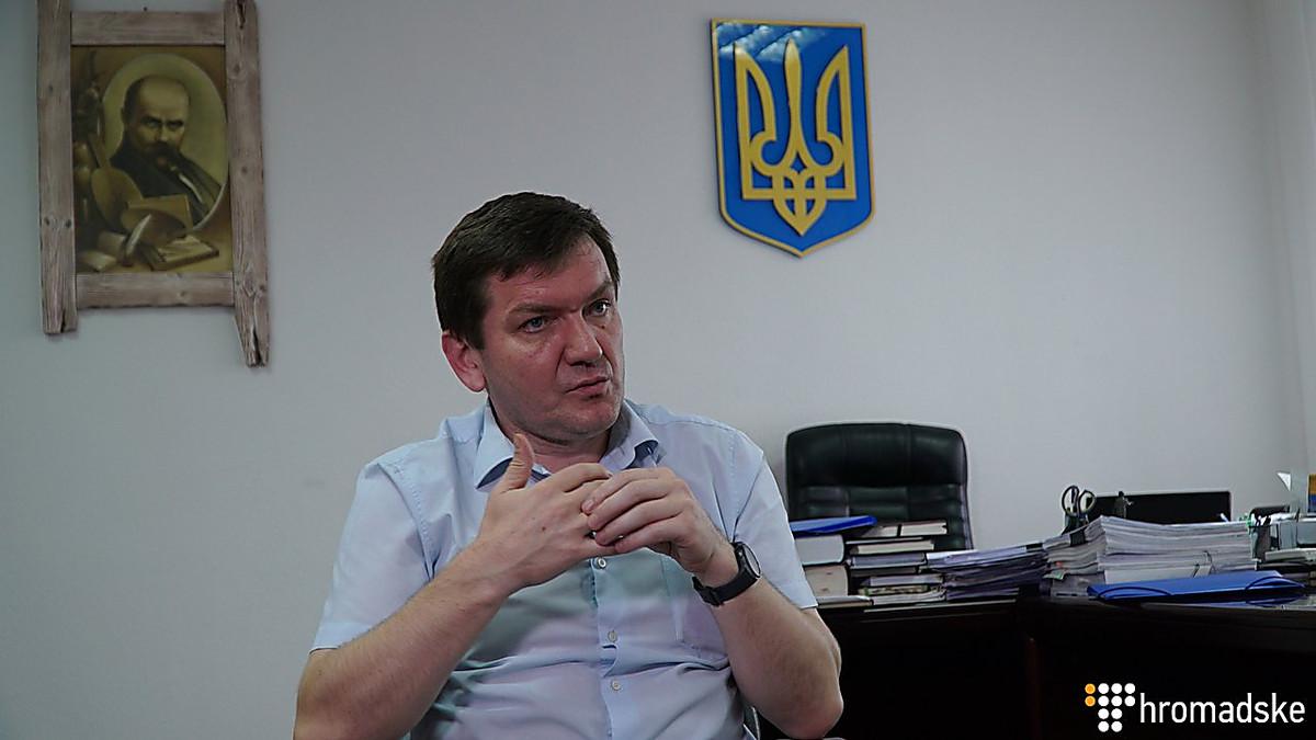 Глава департамента спецрасследований ГПУ заявил о вмешательстве Луценко в работу