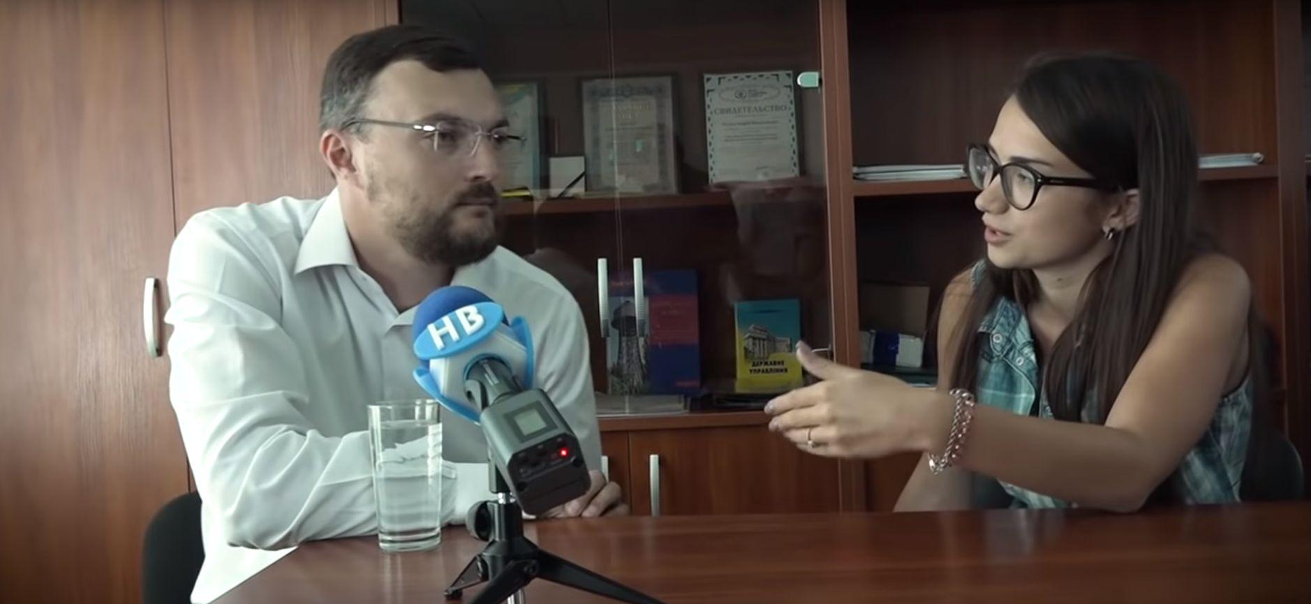 Дятлов раскритиковал мэра Сенкевича и заявил о кризисе в Николаеве (ВИДЕО)