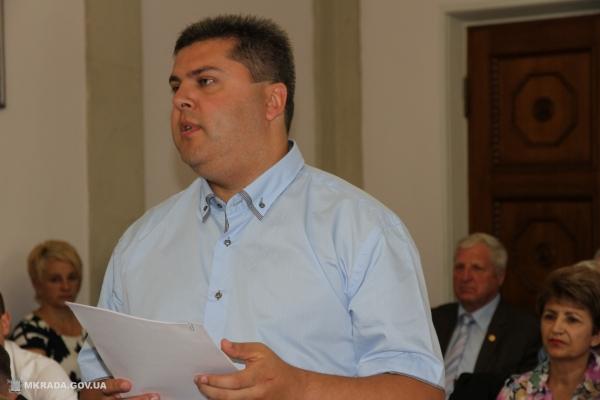 Палько предоставил отчет по конкурсу управляющих компаний мэру Николаева
