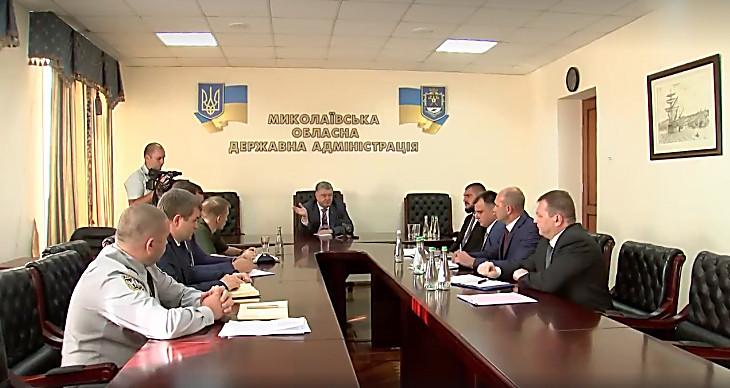 Власть и малый бизнес на Николаевщине восстанавливают конструктивный диалог