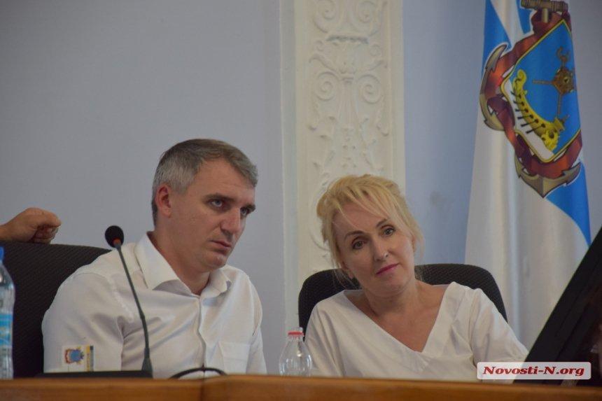 Сенкевич улетел в Прагу вместе с секретарем горсовета Татьяной Казаковой