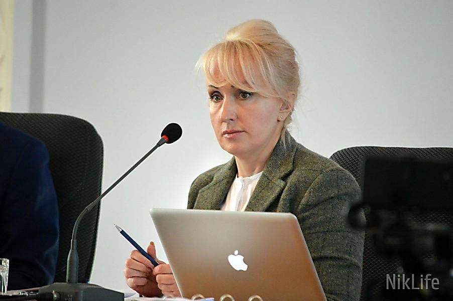 И.о. мэра Николаева Казакова заступилась за директора департамента ЖКХ Палько