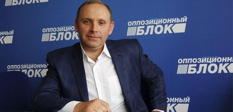 Маликин назначен заместителем главы фракции «Оппозиционный блок» в Николаевском горсовете вместо задержанного Копейки