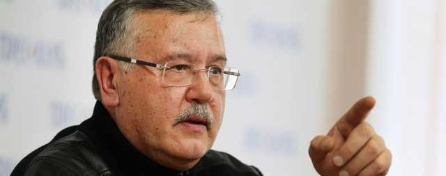 Против Гриценко возбудили уголовное дело