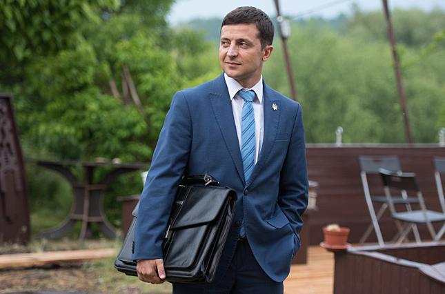 Телеканал Коломойского сообщил о выходе Зеленского из состава кипрской компании Green Family LTD