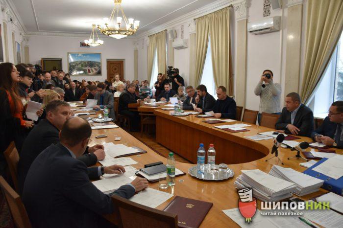 У Сенкевича отчитали чиновников за плохую уборку улиц Николаева от снега