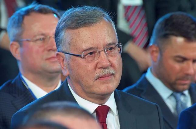 Гриценко подал документы в ЦИК для регистрации кандидатом в президенты