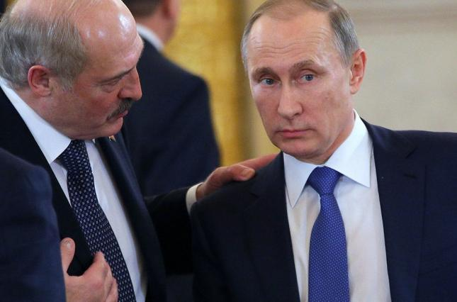 Лукашенко поддержал объединение Беларуси с Россией