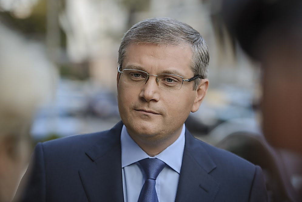 Глава бюджетного комитета ВР в сговоре с нардепом Вилкулом вывели из госбанка более 200 миллионов гривен