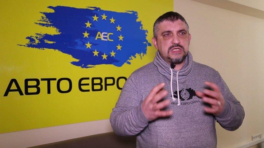 Лидер «евроблехеров» тоже идет в президенты