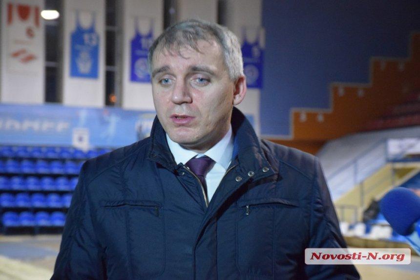 Сенкевич вступился за «Місто для людей»
