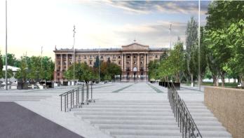 Депутат Кантор сказал, что не даст Сенкевичу начать ремонт Соборной площади