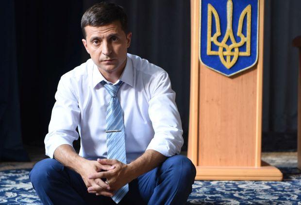 Телеграм-канал команды Зеленского стал крупнейшим украинским политическим пабликом