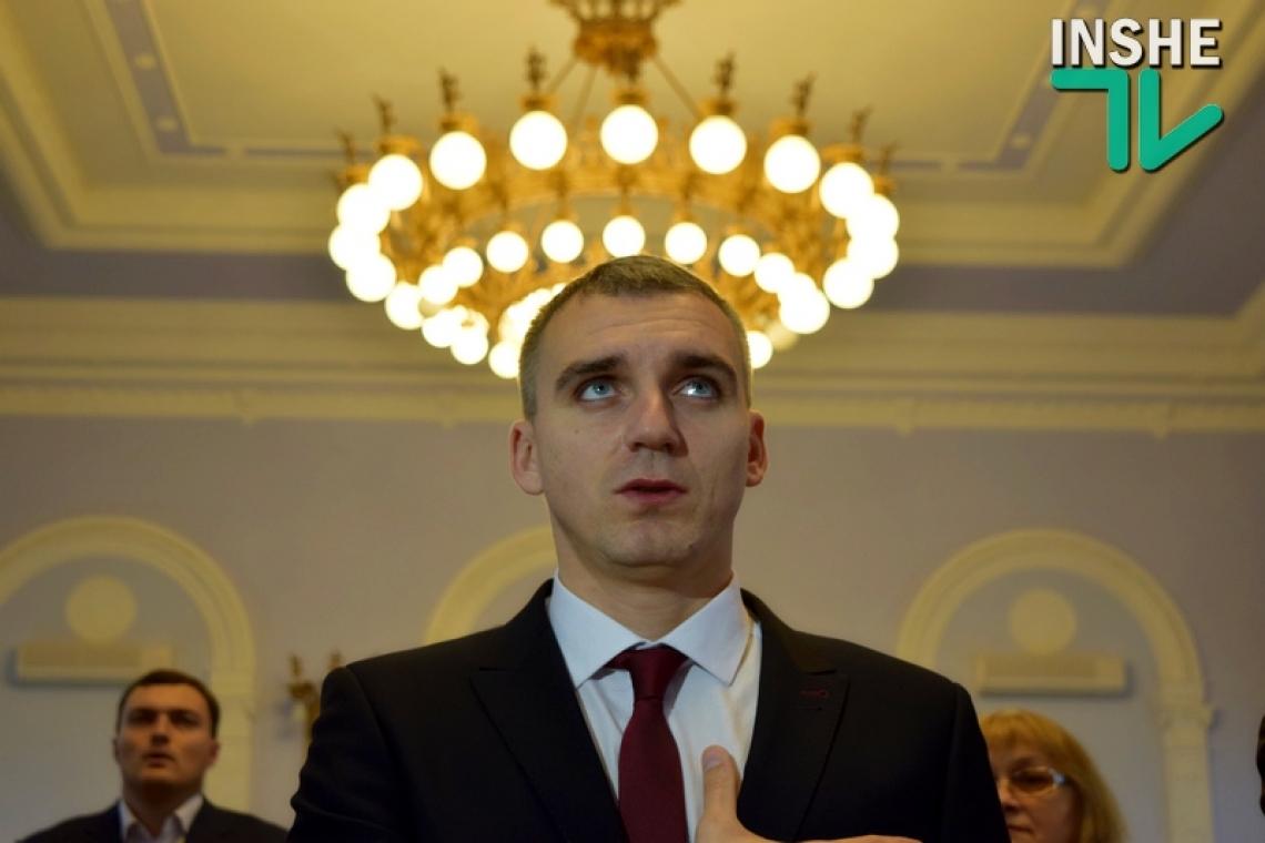 Мэр Сенкевич покается перед николаевцами