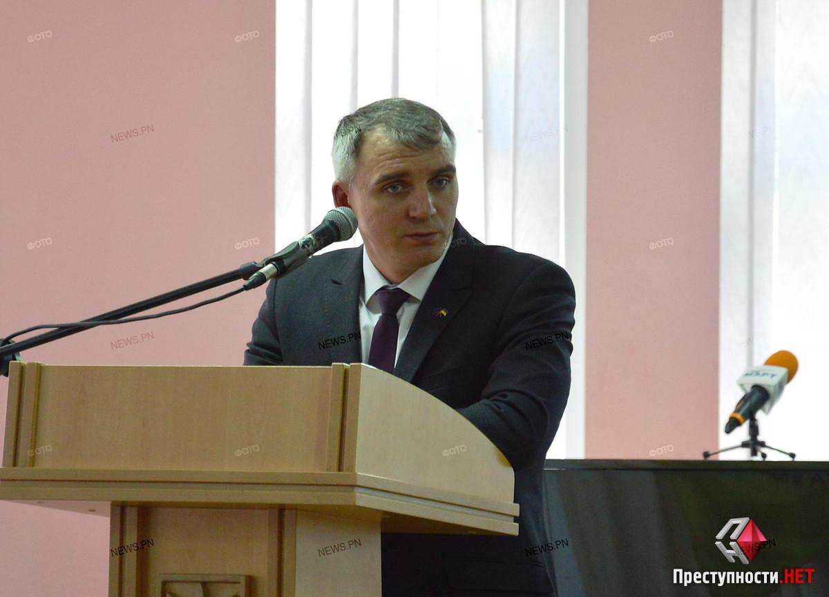 Сенкевич обязан АП своим восстановлением