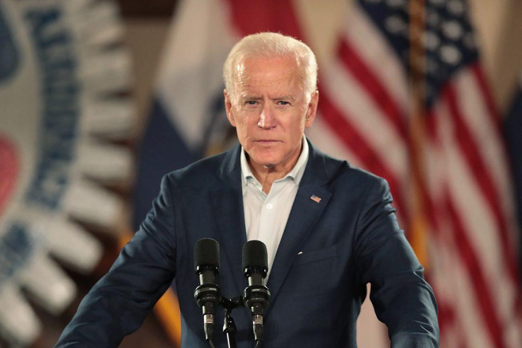 Байден собрал рекордную сумму в первый день президентской кампании