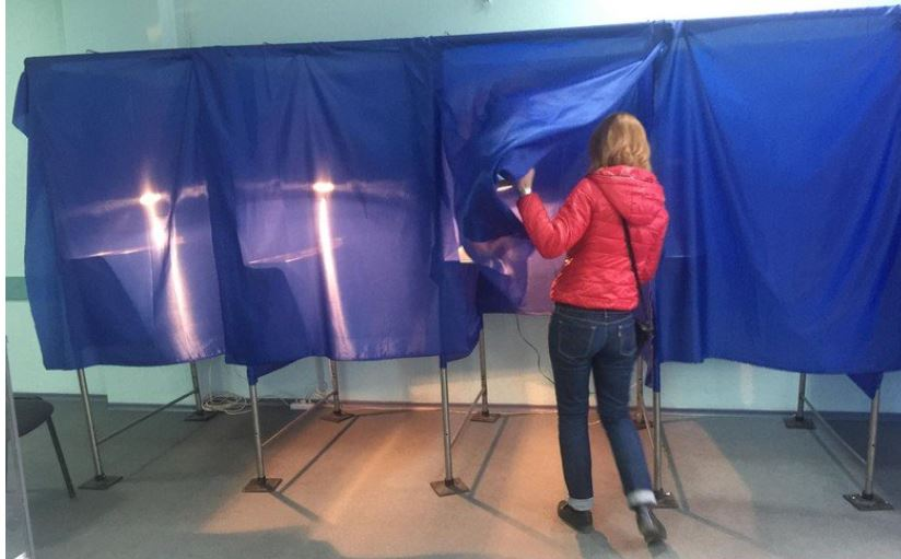 В Николаеве явка избирателей составила уже 49%