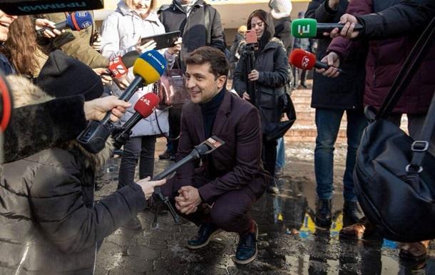 Зеленский ответил на приглашение Порошенко