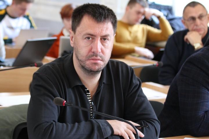 АТОшники пришли на сессию Николаевского горсовета на