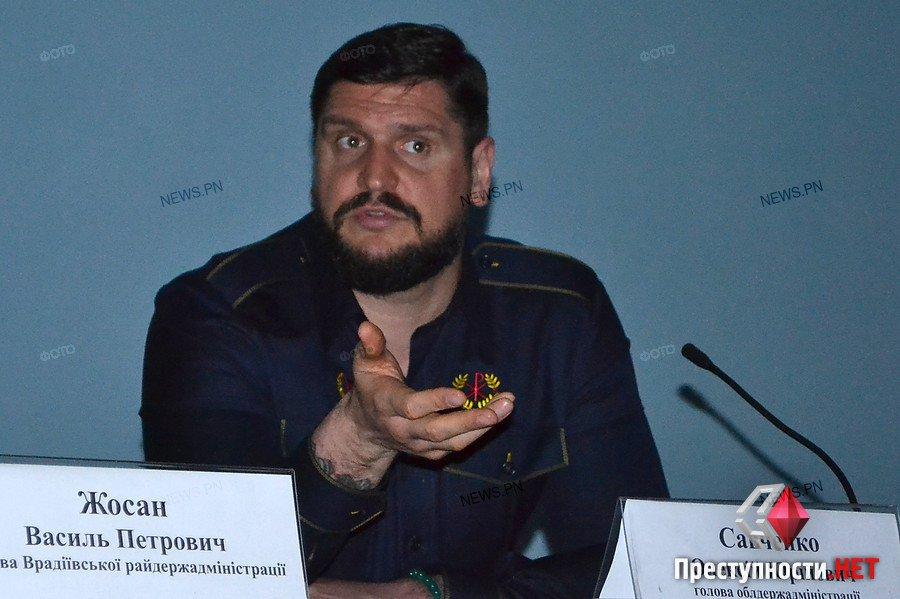 Глава Николаевской ОГА Савченко не выполнил треть своих обещаний