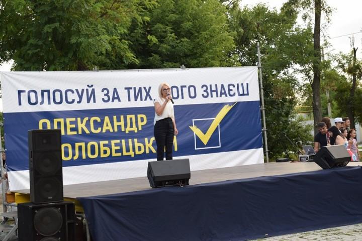 Экс-нардеп от Николаевщины публично обзывает своих избирателей, проголосовавших не за него, идиотами