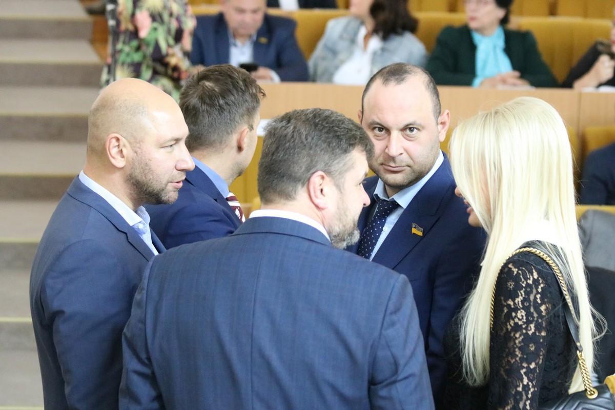 Первое свидание: как прошла встреча главы Николаевской ОГА Стадника с депутатами