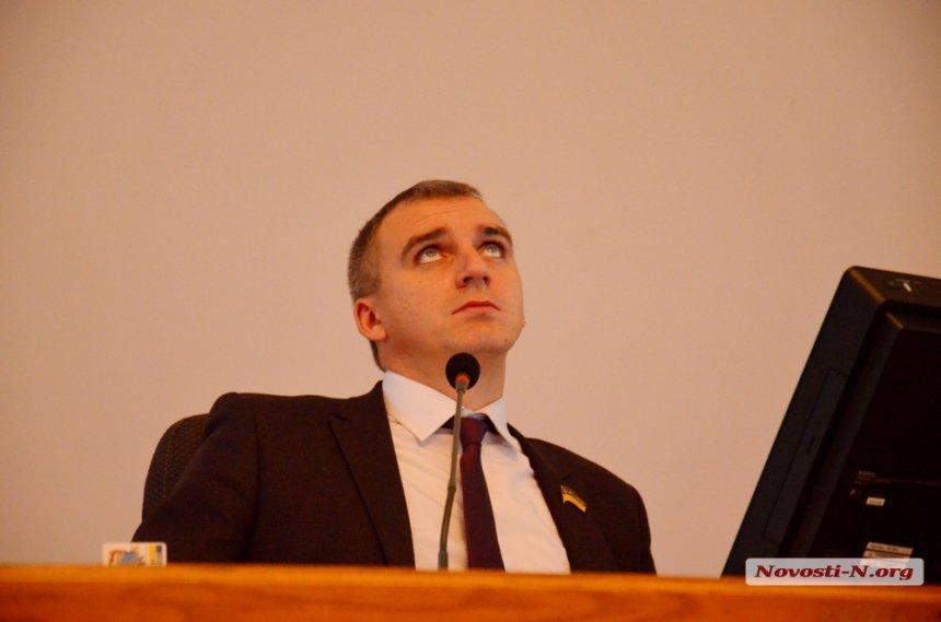 В ТОП-35 мэров крупнейших городов Украины Сенкевич занял 32 место