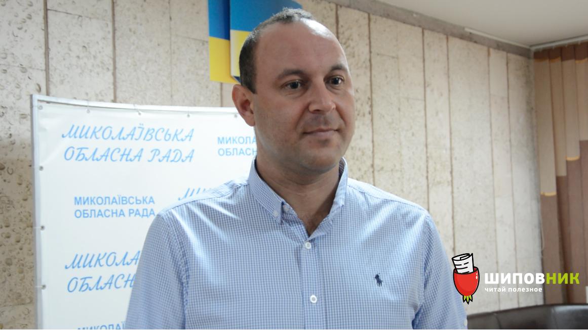 «Слуга народа» Негулевский поддержал назначение киевского налоговика на пост главы Николаевской ОГА