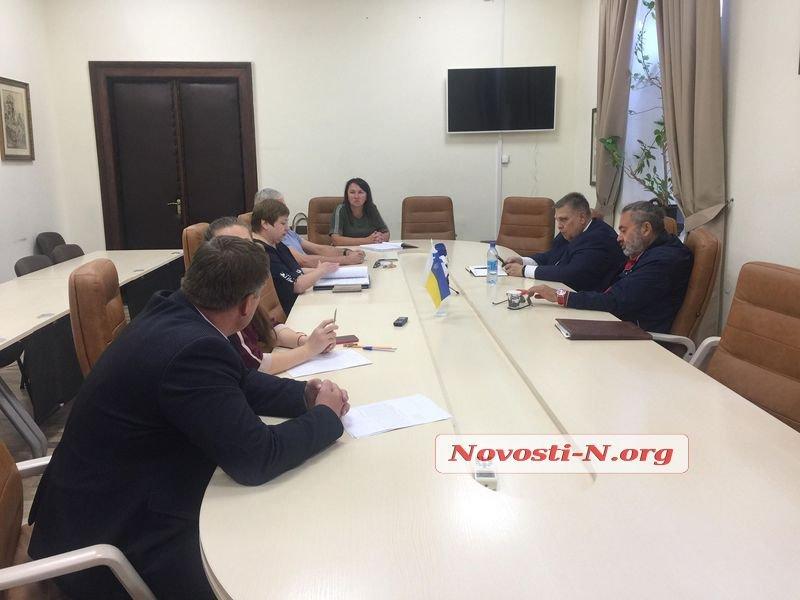 В Николаеве депутаты не смогли собраться, чтобы решить вопрос финансирования «облтеплоэнерго»