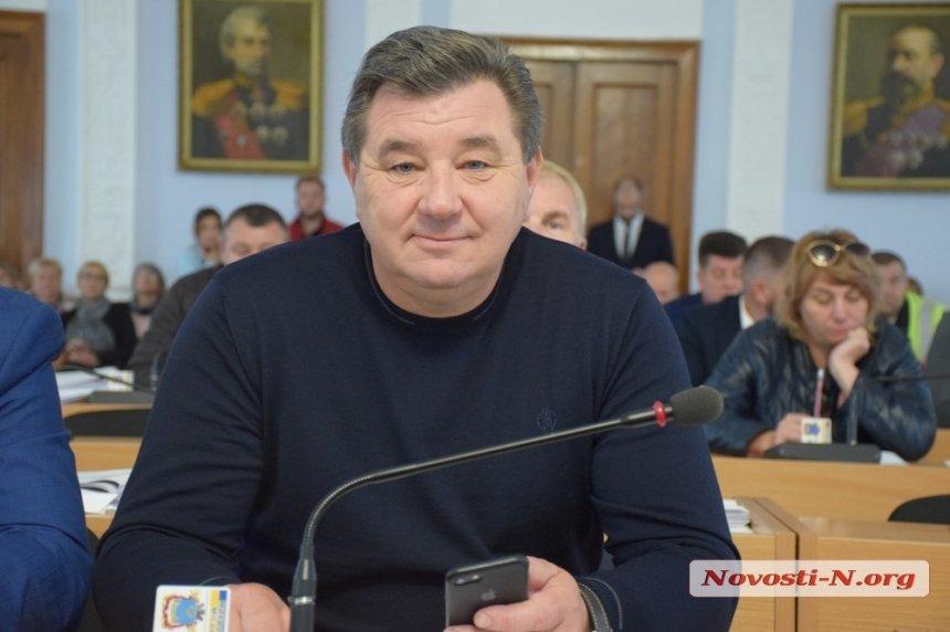 Мэр Сенкевич знает о возможном назначении Копейки только из слухов в кулуарах