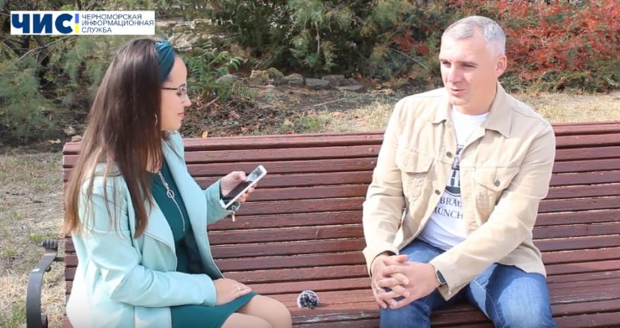 Мэр Николаева дал необычное интервью