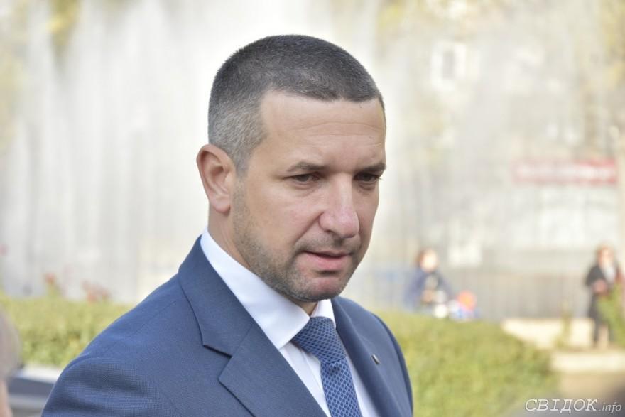 Губернатор Николаевщины не исключает отстранение директора аэропорта Барны